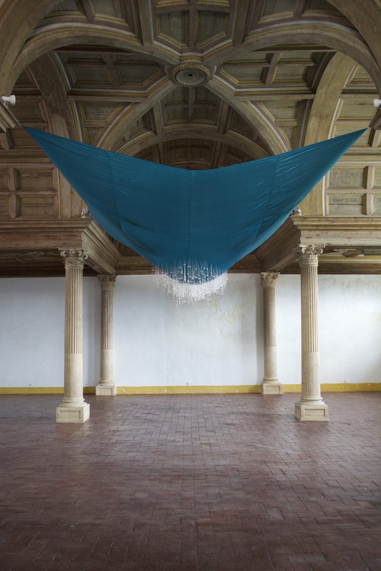 'All the journeys', 2012, ett konstverk av Ana Perez Quiroga