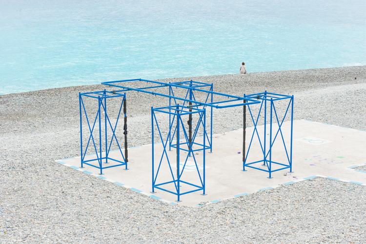 'Structure', 2018, ett konstverk av Joakim Blomquist