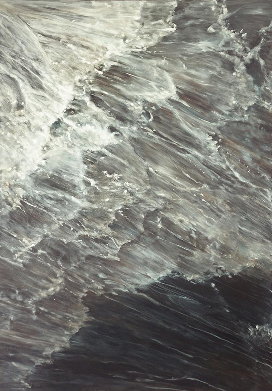'Life, painting', 2018, ett konstverk av Ann Frössén