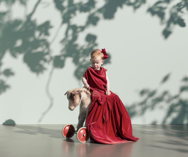 'CIRCUS / The Circus Princess', 2018, ett konstverk av Nygårds Karin Bengtsson