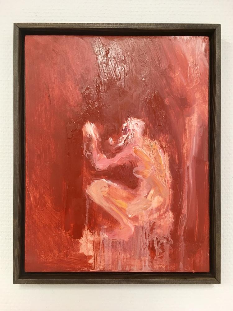 'Carnelian Dream XX', 2019, ett konstverk av Kristoffer Grip