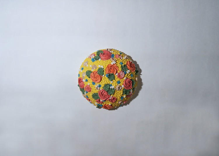 'Untitled', 2019, ett konstverk av Miriam Vinay