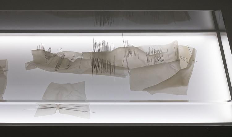 'Beyond the skin ', 2018, ett konstverk av Sofia Eriksson