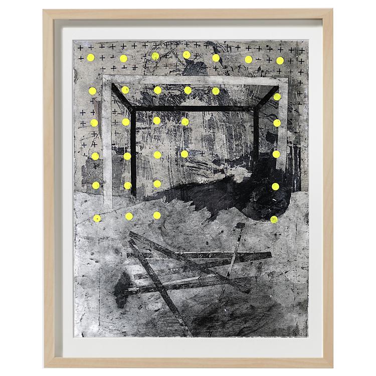 'Composition nr.1', 2018, ett konstverk av Luka Juras