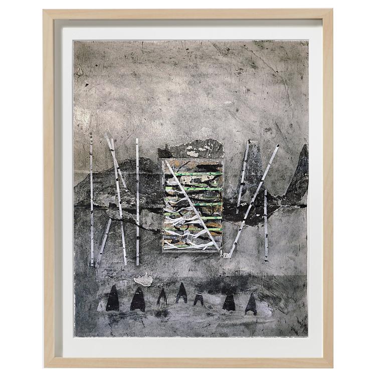 'Composition nr.2', 2018, ett konstverk av Luka Juras