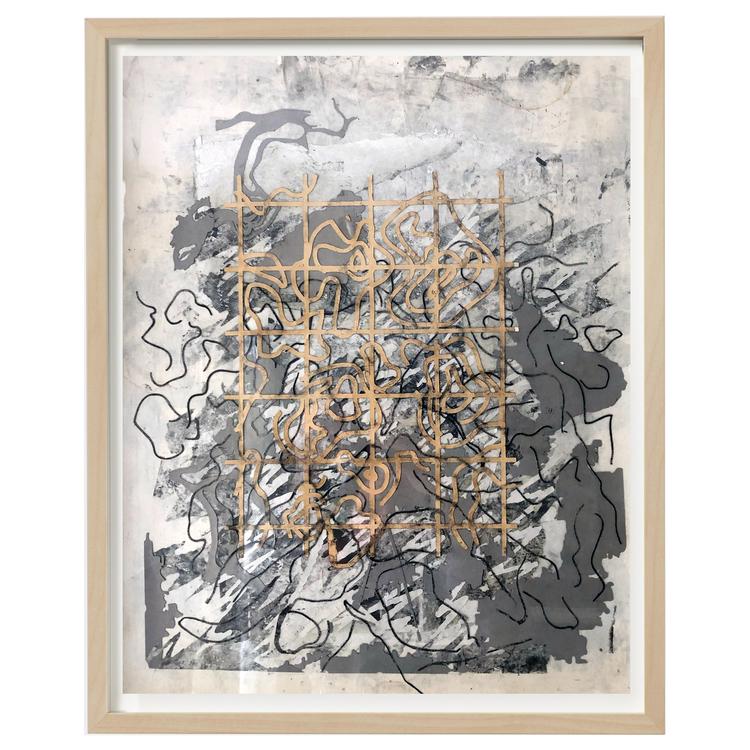 'Composition nr.3', 2018, ett konstverk av Luka Juras