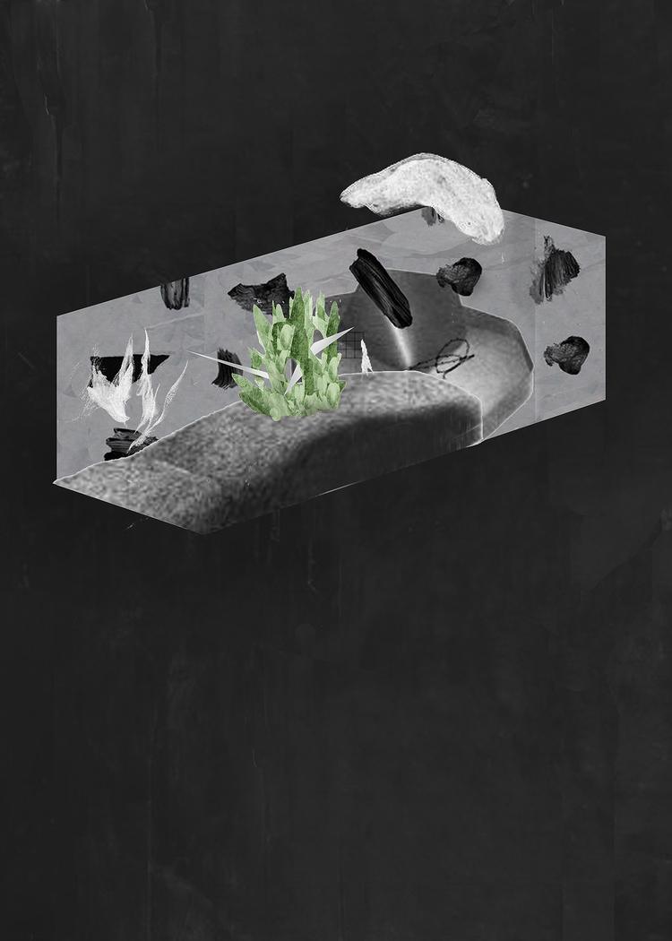 'Composition nr.9', 2018, ett konstverk av Luka Juras