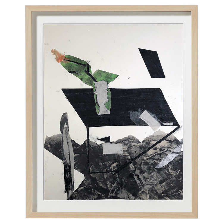'Composition nr.8', 2018, ett konstverk av Luka Juras