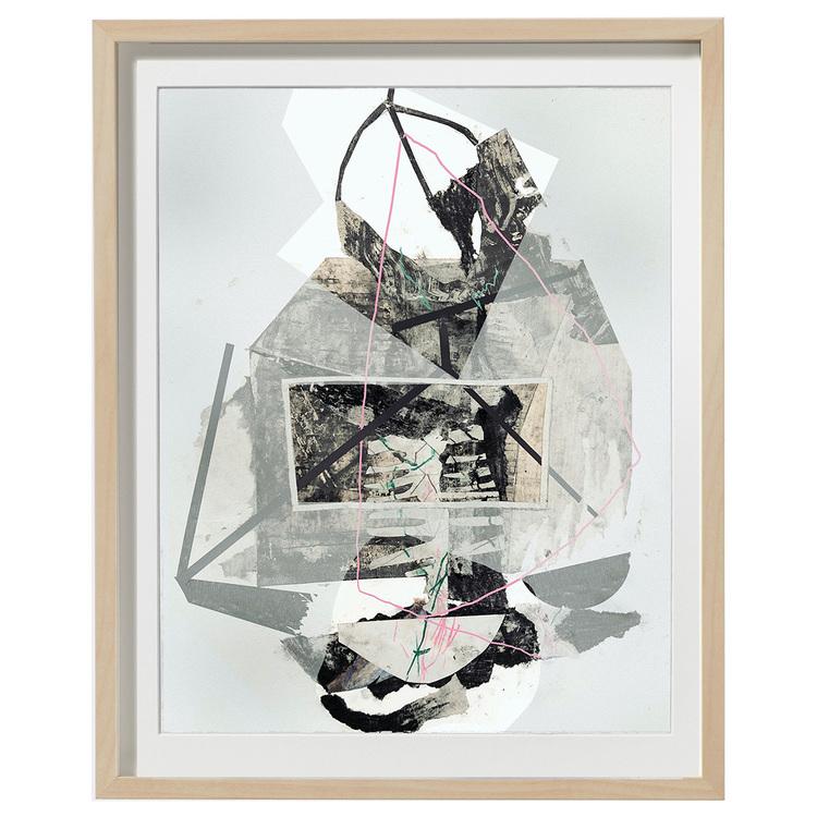 'Composition nr.10', 2018, ett konstverk av Luka Juras