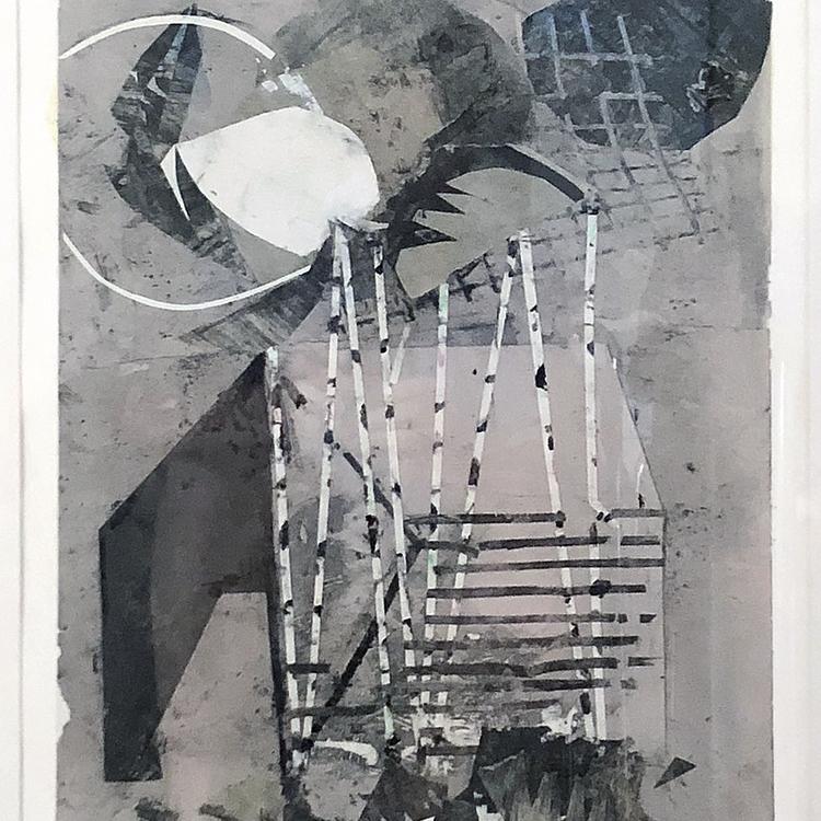 'Composition nr.11', 2018, ett konstverk av Luka Juras