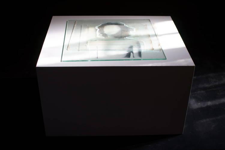 'Silhouettes', 2019, ett konstverk av Sian Hedberg