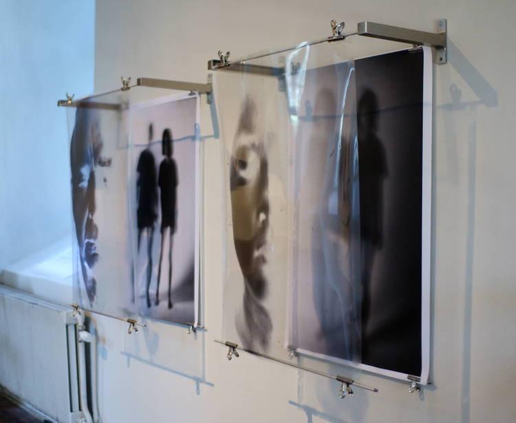 'Layers', 2019, ett konstverk av Sian Hedberg