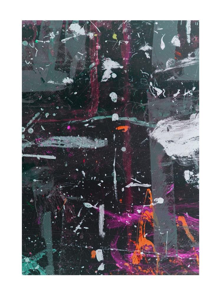 'ESPACE COULEUR No1111', 2019, ett konstverk av Jimmy Randrup