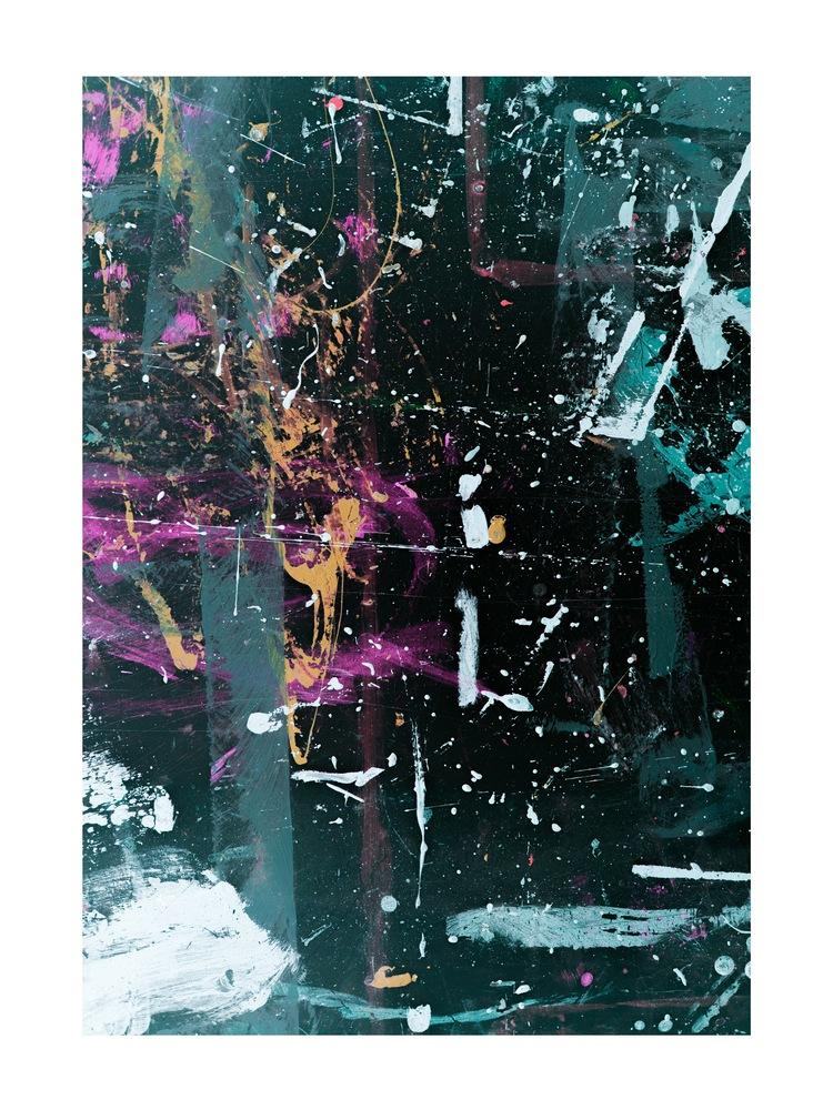 'ESPACE COULEUR No1113', 2019, ett konstverk av Jimmy Randrup