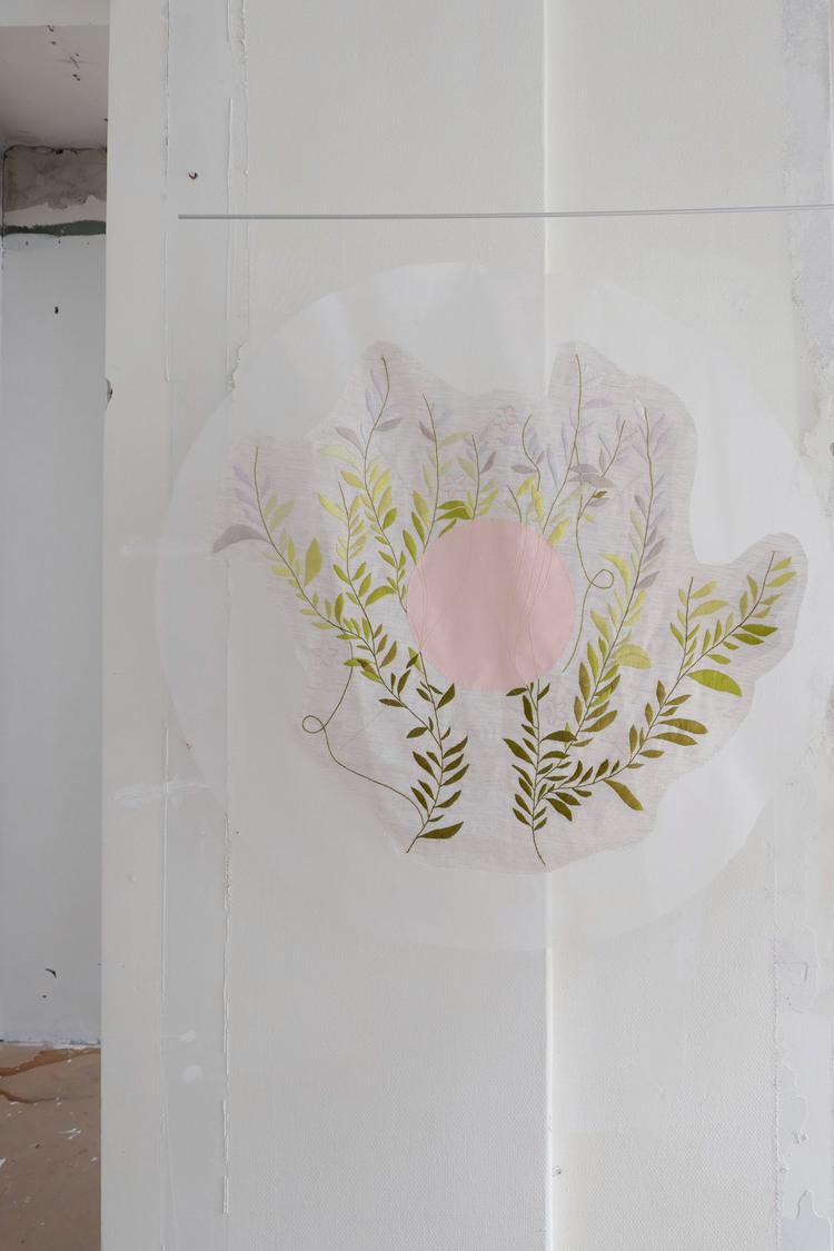 'Dear life', 2018, ett konstverk av Sandra Leandersson