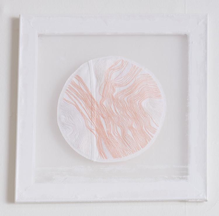 'Equilibrium I', 2018, ett konstverk av Sandra Leandersson