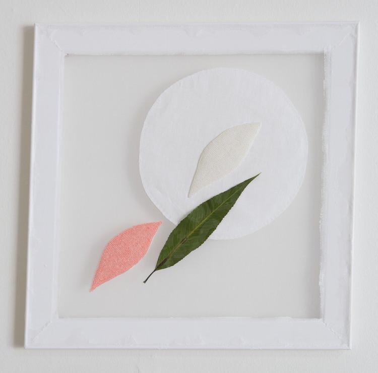 'Equilibrium II', 2018, ett konstverk av Sandra Leandersson
