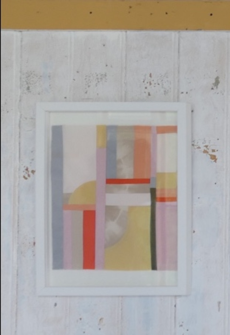 'Untitled', 2019, ett konstverk av Sandra Leandersson