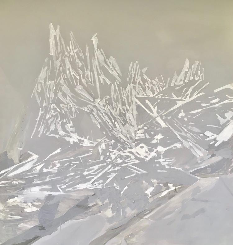 'The Aftermath III (2018)', 2018, ett konstverk av Niki Cervin