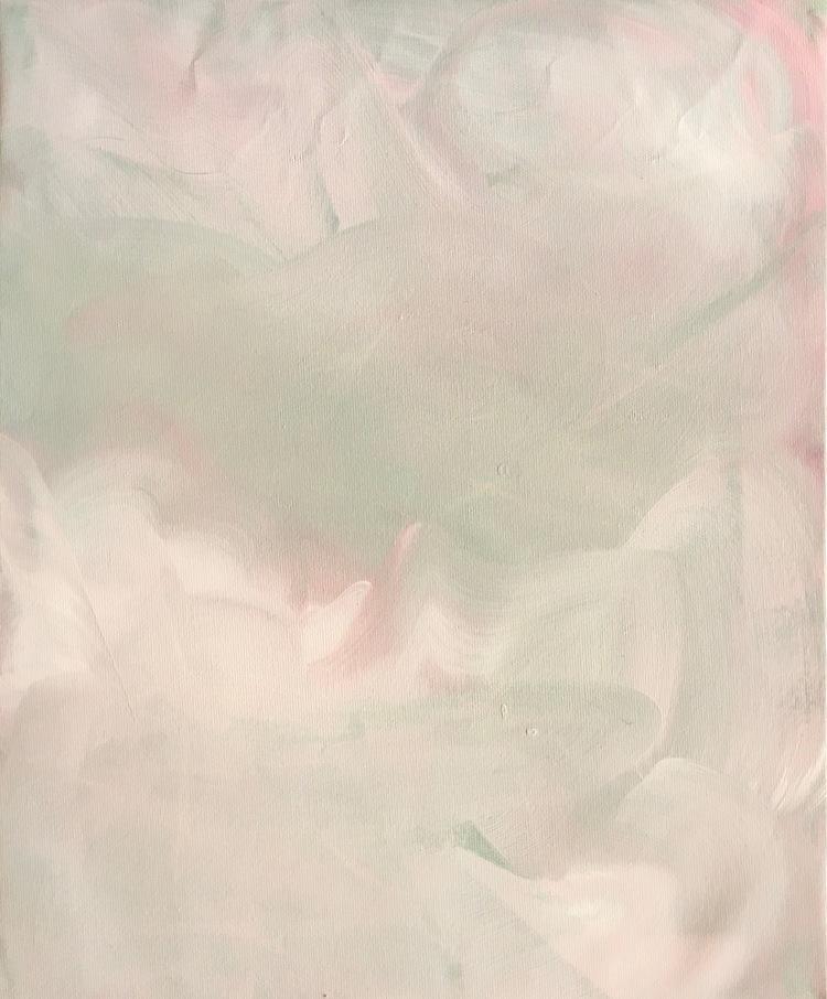 'Salt Sea No. 23 (2018)', 2018, ett konstverk av Niki Cervin