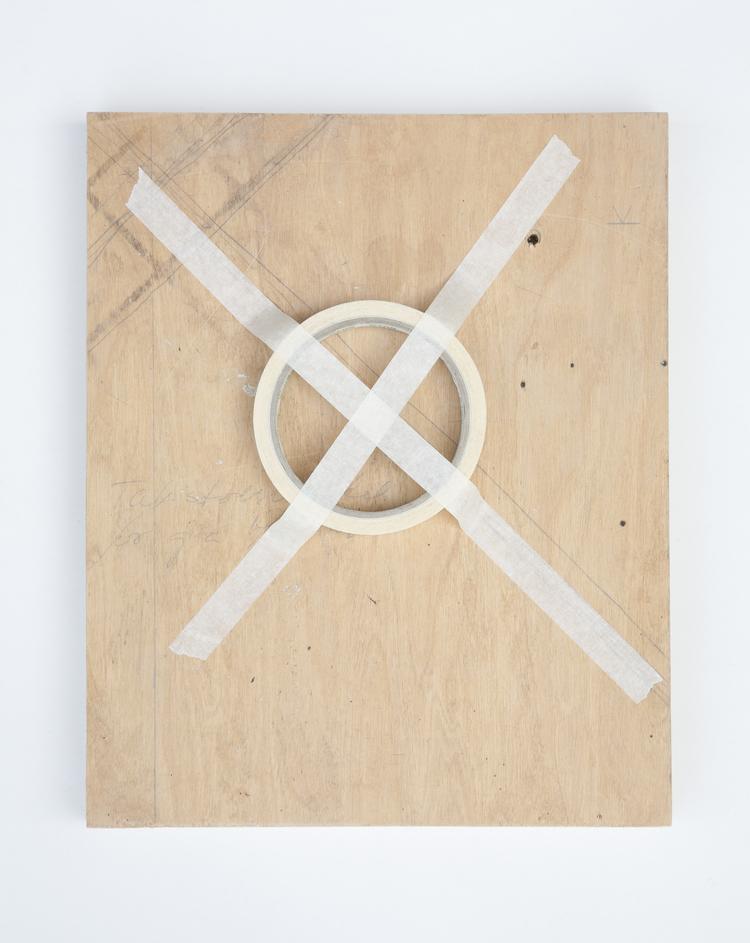 'Stuck By Your Own', 2014, ett konstverk av Anders Granberg