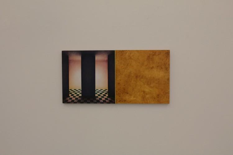 'Cabinet II', 2018, ett konstverk av Fredrik Brånstad