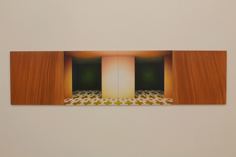 'Cabinet I', 2018, ett konstverk av Fredrik Brånstad