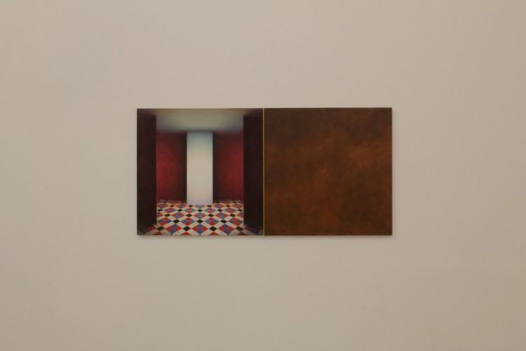 'Cabinet VI', 2018, ett konstverk av Fredrik Brånstad