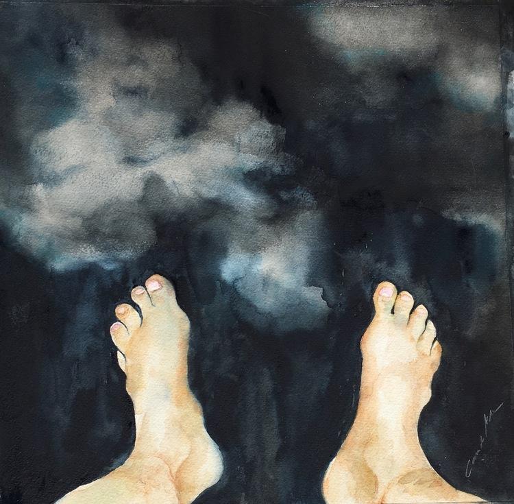 'Acceptance', 2018, ett konstverk av Camilla Nilsson