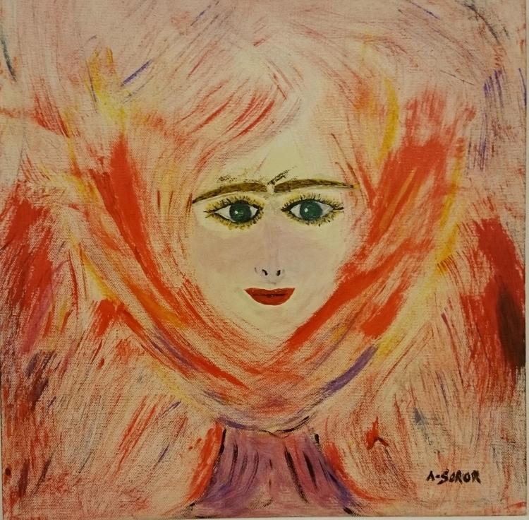'Pale Lady', 2011, ett konstverk av Ali Soror