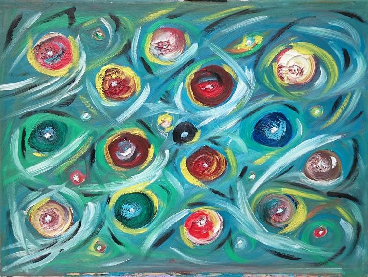 'Space', 2012, ett konstverk av Ali Soror