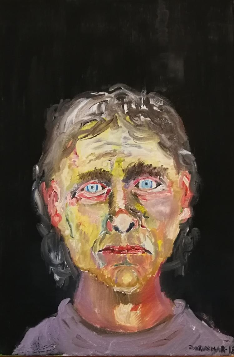 'Silverpengen', 2018, ett konstverk av Dan Ridemar