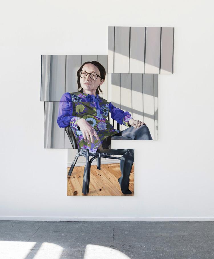 'Mimicry', 2019, ett konstverk av Emma Åvall