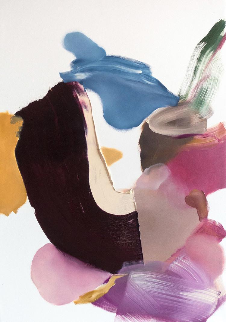 'Untitled M3', 2019, ett konstverk av Johanna Robleto