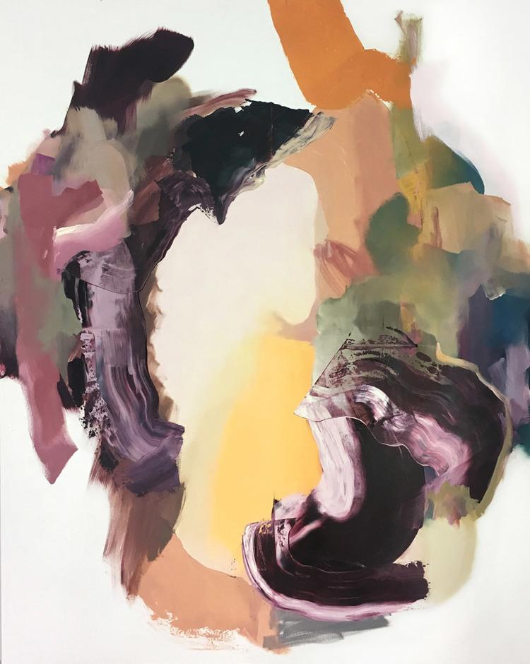 'Untitled VI', 2017, ett konstverk av Johanna Robleto