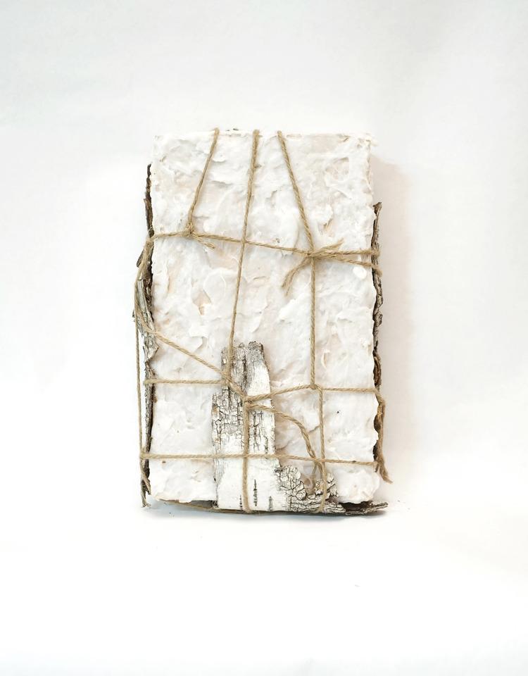 'Lavation', 2019, ett konstverk av Melanie Wiksell