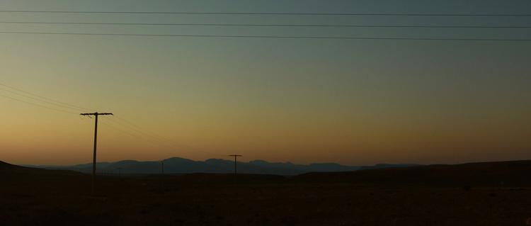 'New Mexico', 2016, ett konstverk av Linus Eklund