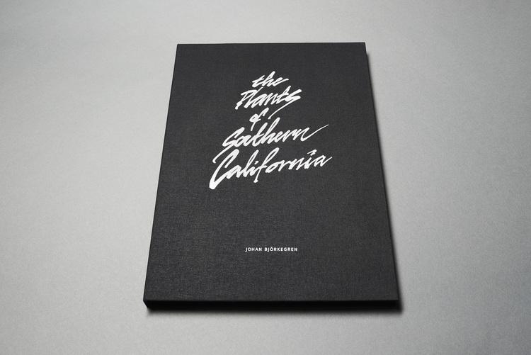'The Plants of Southern California', 2016, ett konstverk av Johan Björkegren