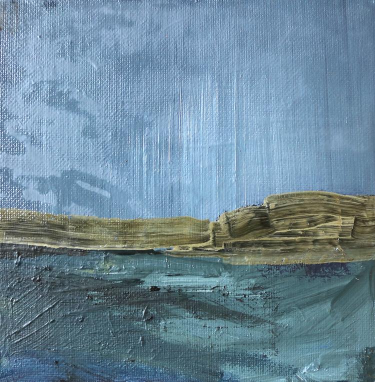'miniscape03', 2018, ett konstverk av Jenny Hedlund