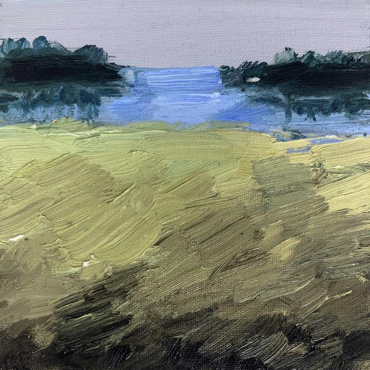 'miniscape07', 2018, ett konstverk av Jenny Hedlund