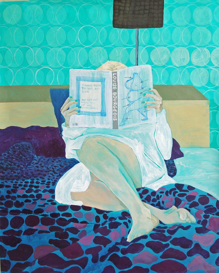 'I have been', 2015, ett konstverk av Frida Johansson