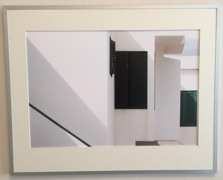 'Från Lanzarote', ett konstverk av Rose Dietz