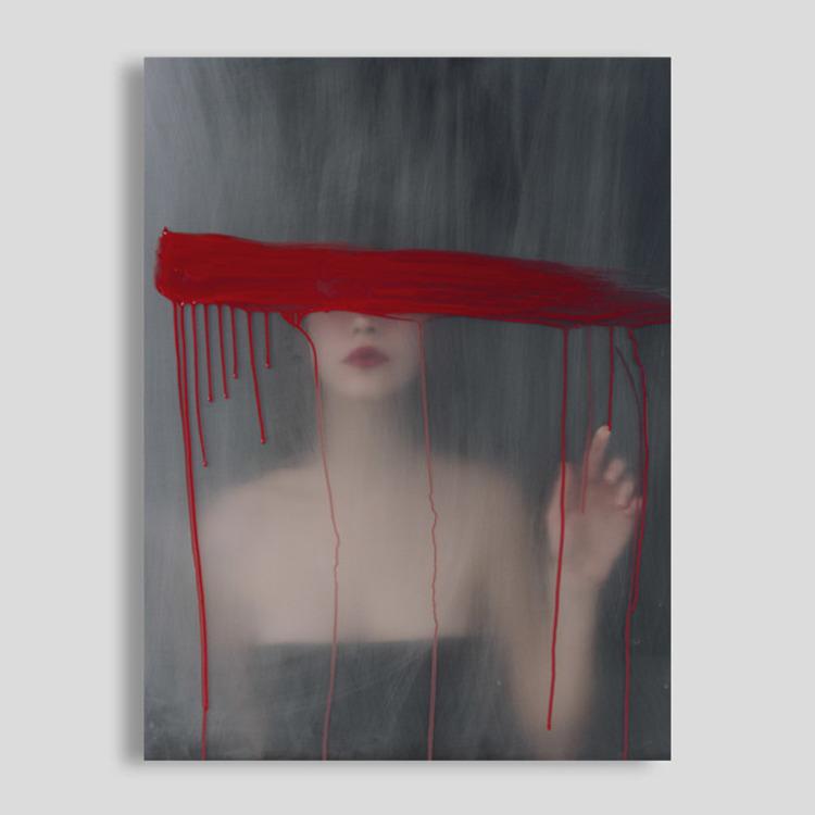 '3. In my veins', 2019, ett konstverk av Giuseppe Gradella