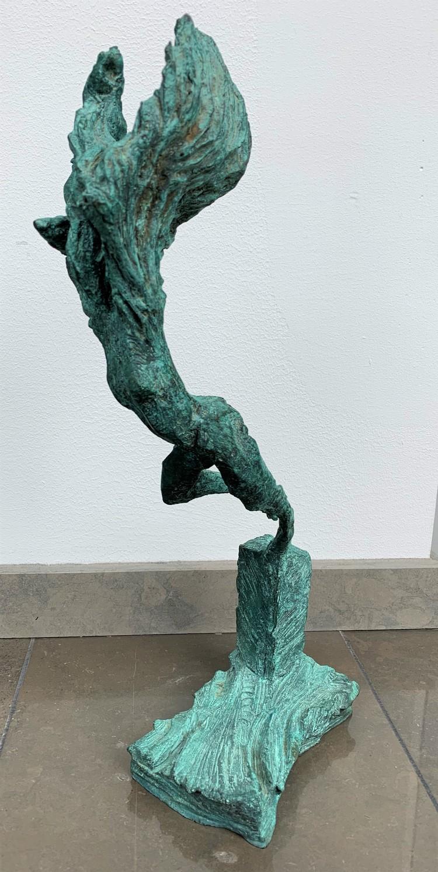 '1. Utan titel', 2019, ett konstverk av Richard Brixel