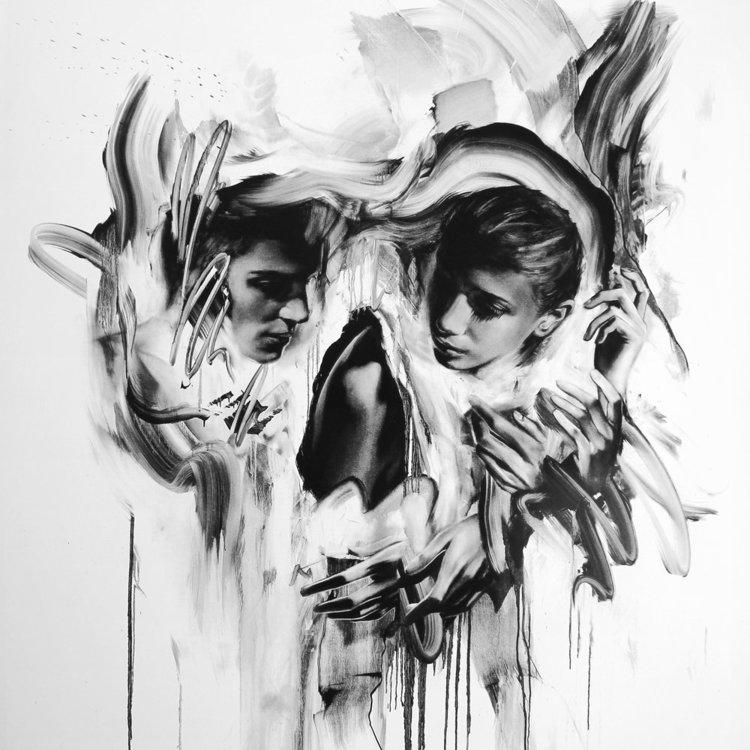 '4. Vessel', 2019, ett konstverk av Tom French