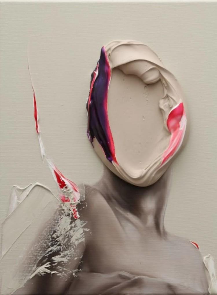 '4. Head', 2019, ett konstverk av Fabio La Fauci