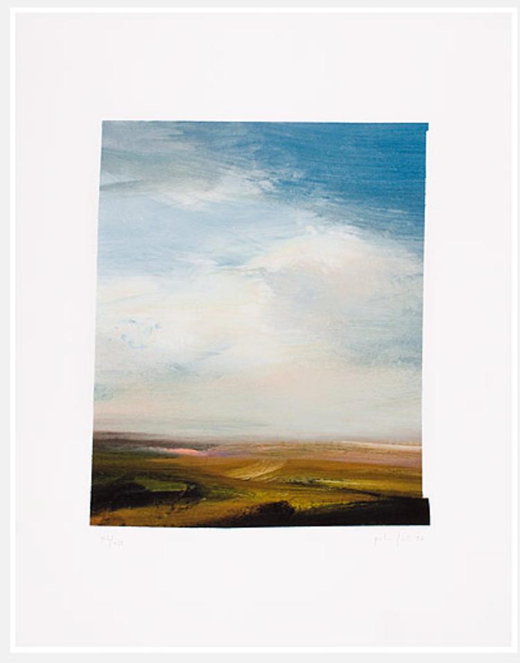 '4. Landskap', 2019, ett konstverk av Peter Frie