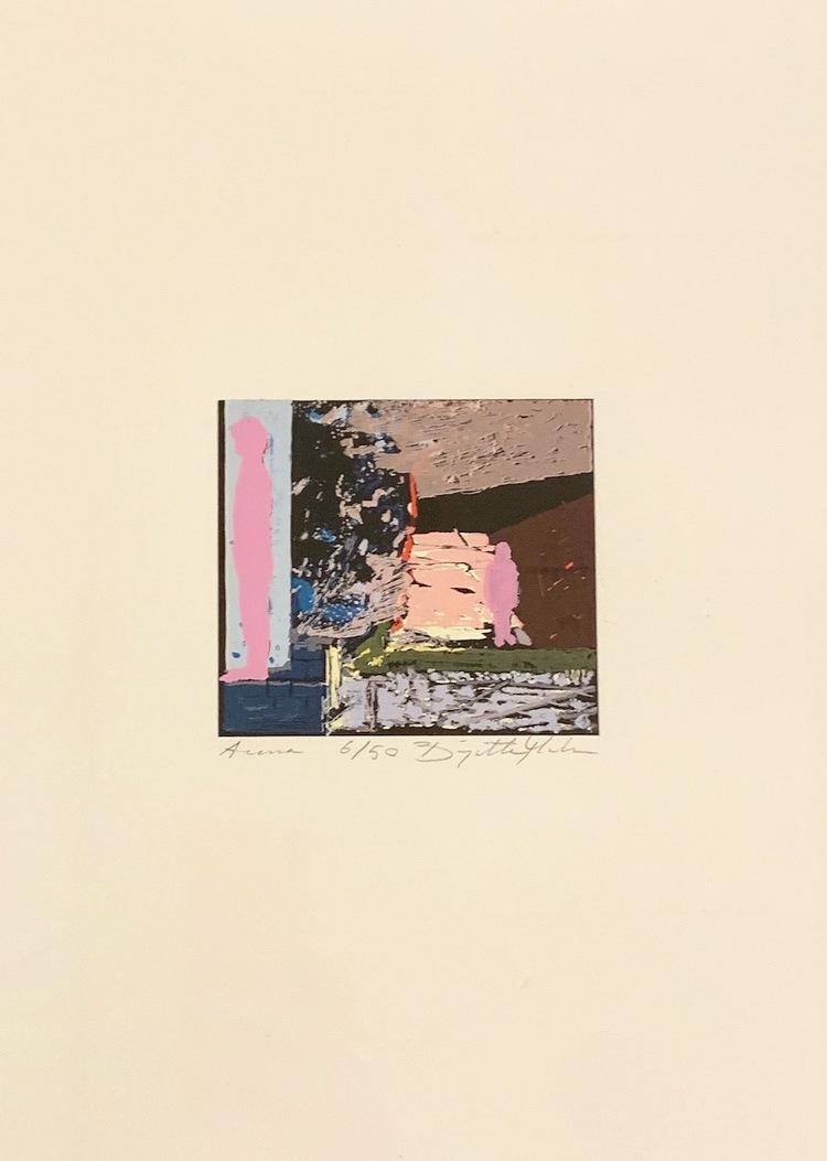 '5. Utan titel', 2019, ett konstverk av Birgitta Muhr