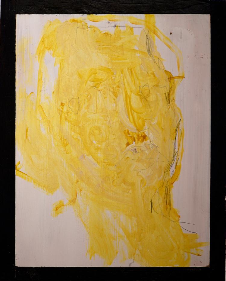 'In scrambled eggs.', 2016, ett konstverk av Annika Svahnberg