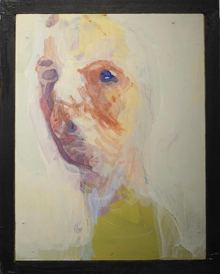 'Hurt', 2015, ett konstverk av Annika Svahnberg